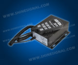 Sistema de Alarme de carro de polícia (CJB AMPLIFICADOR MIC PA803)