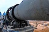 De droge Roterende Oven van de Productie van het Cement van het Proces