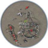 Het Beklimmen van de Kinderen van Kaiqi het OpenluchtSpel van het Systeem met Diverse Playsets (KQ60138A)