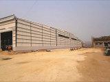 L'acier structurel hangar préfabriqué
