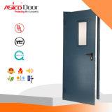 Puerta cortafuego, puerta ignífuga con certificado de Bm Trada y puerta de seguridad del sistema UL