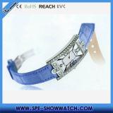 Fashion Lady montre avec bracelet en cuir