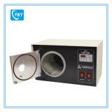 """Nettoyeur plasma moyen avec pompe à vide 6 """"Dx 6.5"""" L (3 litres) Chambre à quartz 13.56 MHz, 30W Max."""