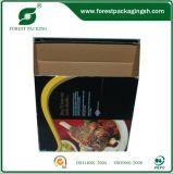 Покрасьте коробку щитка магнитную, коробку подарка вычуры складывая, печатание коробки цвета