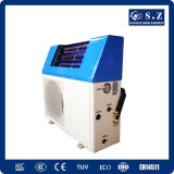 Inicio Sanitaria Max 60 grados. C 220V 5 kW Cop5.32 Guardar 80% híbrido de energía solar Bomba de calor del calentador de agua (CE, TUV, RoHS, 4.2kw, 5.2kw, 7.3kw)