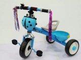 China-Kind-Baby-Dreiradfahrrad-Fahrt auf Geschäftemacher-Spaziergänger 516 des Spielwaren-Roller-drei