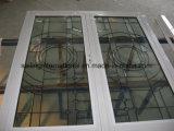 デザインガラス-装飾的な窓ガラス