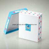 Коробка упаковки высокого качества бумажная