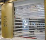 Rouleau de transparent de la porte de haute qualité