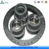 강철 기계설비 엔진 여분 CNC 기계로 가공 부속