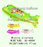Воздушный шар шаржа