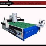 Hsgp-2513/3015 große GlasCrysatal Laser-Gravierfräsmaschine
