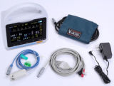 De Monitor van het Bed van Meditech MD905 met ECG, SpO2, NIBP & Parameters Resp