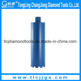 "Brazed Diamond Tile Drill Core Bit avec 1 1/4 ""Thread"