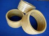Embalaje de la glándula de Aramid con la alta calidad para el sellado