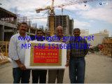 Hongdaのニースの品質タワークレーンTc7035