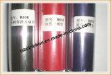 Colores negro o cinta de transferencia térmica de Cera/Resina lámina (110).