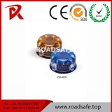 Roadsafe Fabriek Verkoop Nagel van de 360 Weerspiegelende LEIDENE van de Graad de Aangemaakte ZonneWeg van het Glas