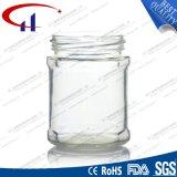 200mlは卸し売りするQulifiedのガラス食糧容器(CHJ8007)を