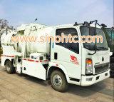 FAW 3-5 CBM de Aguas Residuales de camiones de aspiración vacío