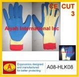 Guante resistente al corte (A08-HLK08 CE)