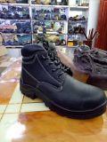 Südamerika-Heiß-Verkaufender Stahlzehe-Schutzkappen-Sicherheits-Arbeits-Schuh
