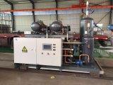 Compressore di refrigerazione dell'unità di parallelo della vite di temperatura insufficiente di Fusheng