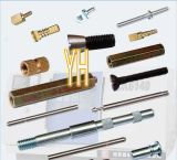 Steel et Brass inoxidables Machining Shaft (X27)