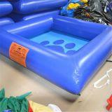 0.9mm Belüftung-aufblasbarer Swimmingpool für Familie und Vergnügungspark