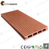 Decking composto barato Anti-UV de China da alta qualidade