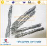 Béton à haute résistance additifs utiliser PP fibre