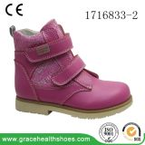 Розово/син ягнит ботинки ботинок здоровья протезные с пяткой Thomas