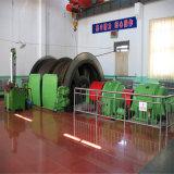 Fußboden-Typ einzelne Seil-Gruben-Hebevorrichtung-Maschine