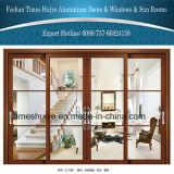 Сверхмощные алюминиевые раздвижные двери с 2/3/4 Panles