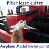 Автомат для резки 3015 лазера волокна серебра золота коробки нержавеющей стали стальной