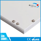 El panel ligero del techo LED de la luz del panel del techo LED del LED 600X600 2X2