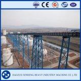 Bandförderer-System im Kraftwerk, Kohlenindustrie, Stahlwerk