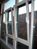 Finestra di alluminio e portello della costruzione dalla Cina