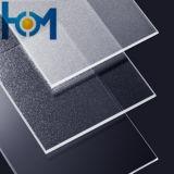 Vidro solar laminado arco do picovolt da eficiência elevada para o painel solar