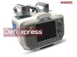 Defibrillator Meditech Defixpress komt in 6 Kg van het Gewicht en Twee Kleuren