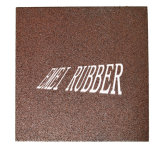 Emei High Density and Durable Rubber Tile for Shooting (EN1177)