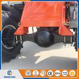 Chargeur de la roue 1.5ton articulé par augmenter de montagne du matériel Zl15 de ferme