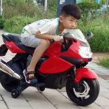 Motocyclette électrique de la vente deux d'enfants chauds de grandes roues de Chine