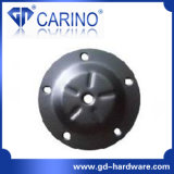 (J975) Ferro, base del piedino della Tabella dell'acciaio inossidabile