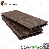 Plastique imperméable à l'eau en bois de plancher de balcon de matériaux