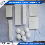Cadena de producción de tierra del molino del hidróxido de aluminio de la pureza elevada