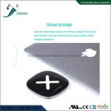 Chargeur sans fil intelligent Emiiter sans fil sec avec le boîtier blanc d'ABS
