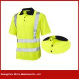 Habillement fait sur commande de travail industriel de qualité d'impression avec propre logo (W01)