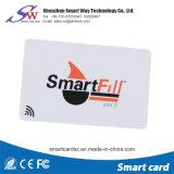 Cartões chaves impressos do hotel do PVC 125kHz com microplaqueta T5577 de RFID