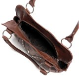 Le borse di cuoio per le borse delle signore delle signore da vendere le borse superiori Funky comerciano